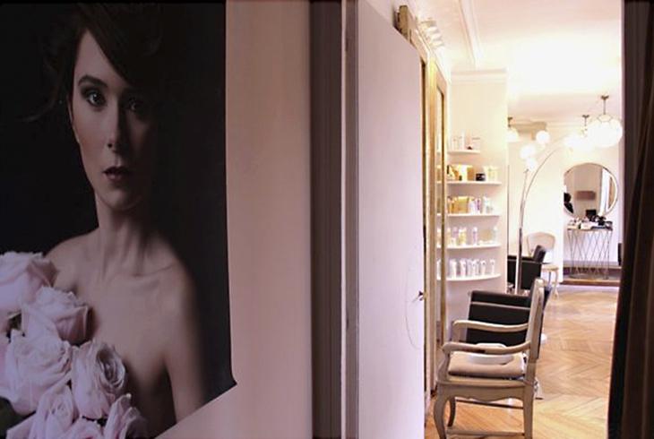Salon de coiffure privé coiffure maquillage